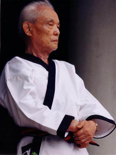 Great grandmaster hwang kee 1